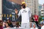 Why LeBron James Chose Nike Over Reebok