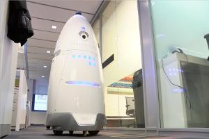 Robot Security Guards Taking Bite Out of Crime
