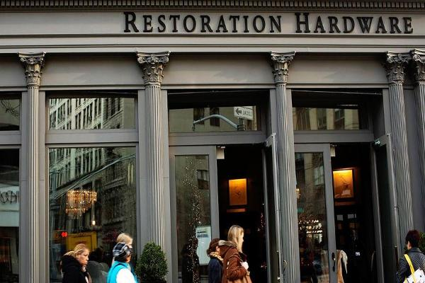 Jim Cramer: Short Squeeze Helping Lift Restoration Hardware