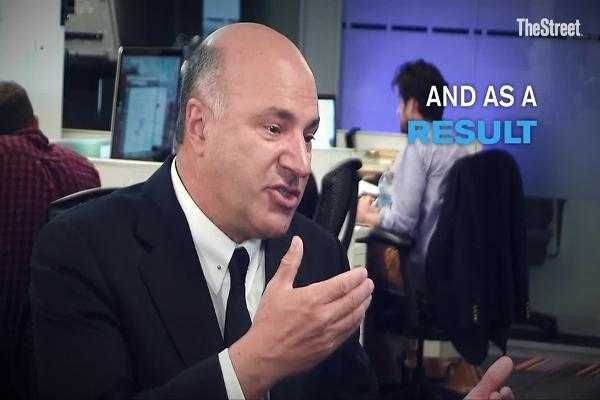 Kevin O'Leary: Women-Run Companies Make Me More Money