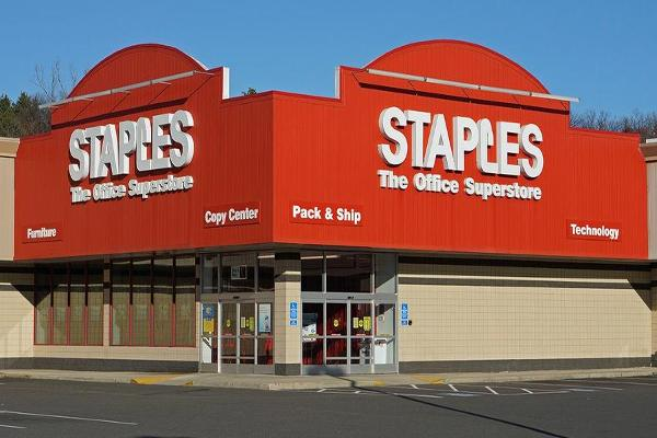 Staples Isn't Sweating Amazon This Back To School Shopping Season