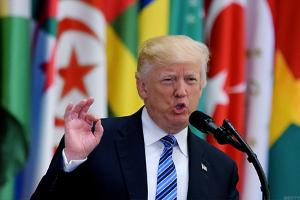 Donald Trump Increases Rhetoric Against NATO Allies At Brussels Summit