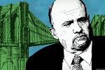 Video: Jim Cramer on Goldman Sachs, JPMorgan, Newell Brands and Domino's Pizza