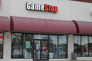 Midday Report: GameStop Slides on Weak Sales; Fed's Yellen Makes Rates Speech