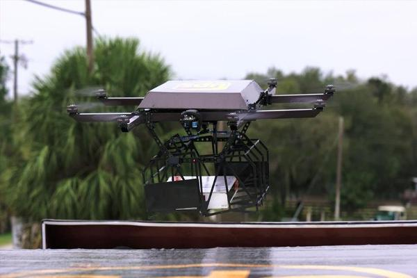 UPS Successfully Tests Drone Delivery System