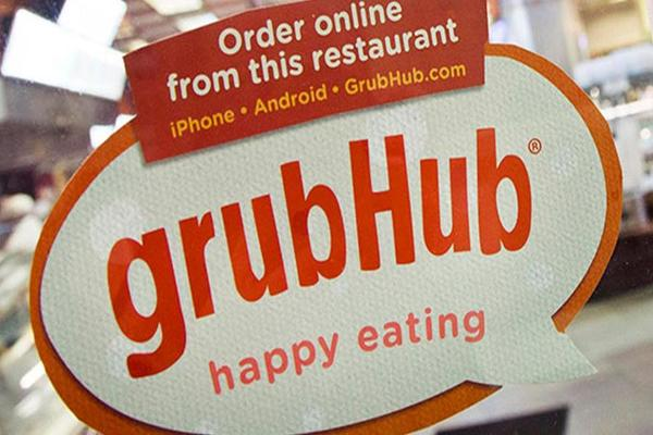Here's Why Shares of GrubHub are Higher in Thursday's Session