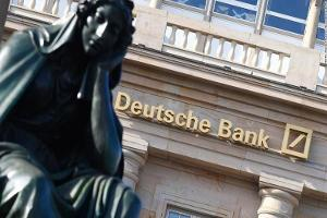 Deutsche Bank Hits New Low