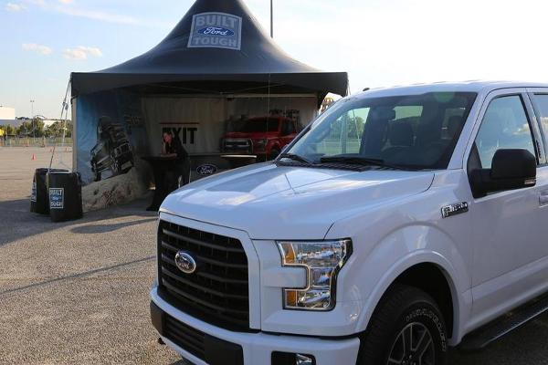 As the Ford Truck Turns 100, Take a Look Back at a Brand 'Built Ford Tough'