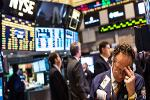 Video: Dow Plunges Almost 500 Points at Market Open