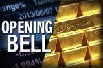 U.S. Stocks Rebound, Gold Sees Pullback