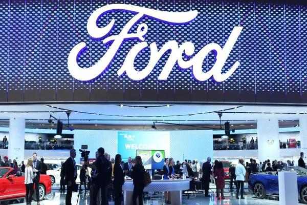 Ford stock options prices