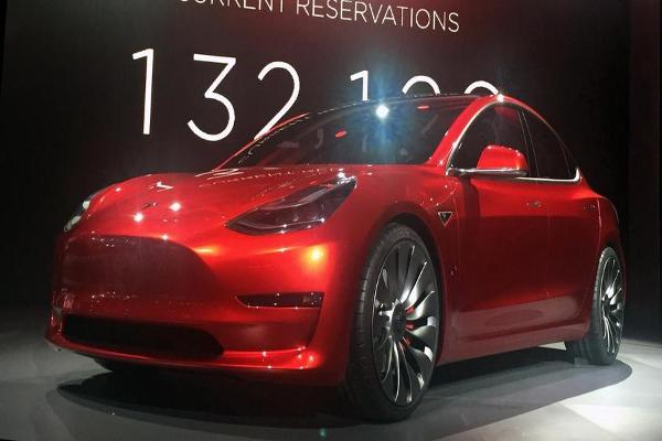 Tesla Is Getting Ready to Start Producing Its Model 3