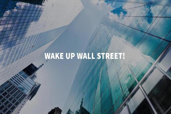 Wake Up Wall Street: Positive Earnings Drive Early Trading Higher