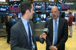 Jim Cramer on ADP, Herbalife, Nike, Foot Locker, Estee Lauder, Sempra Energy, Oncor, Salesforce and Gardening!