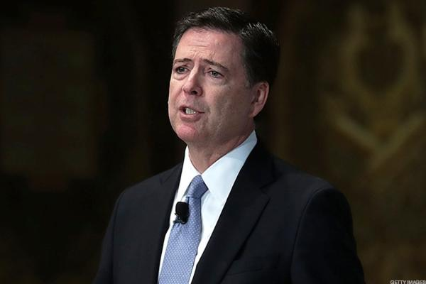 Investors Brace for Former FBI Director Comey Testimony Today