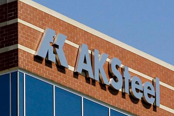 Thanks to Trump's Tweet AK Steel Is Breaking Out