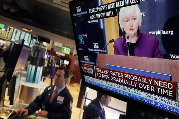 Closing Bell: Hertz to Split in Two; Yellen, Crude Buoy Market