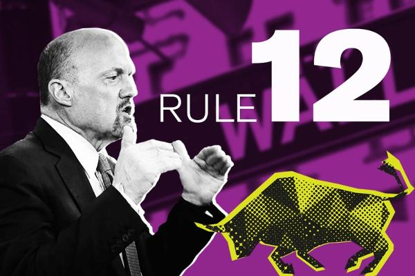 Jim Cramer's Investing Rule 12: Cash Is for Winners