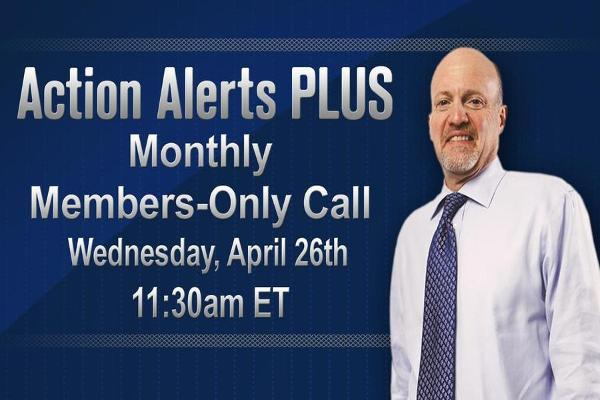 Jim Cramer on the Redesign of Action Alerts PLUS!