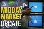 Midday Report: Twitter Suffers Outages; IEA Warns of Oversupply