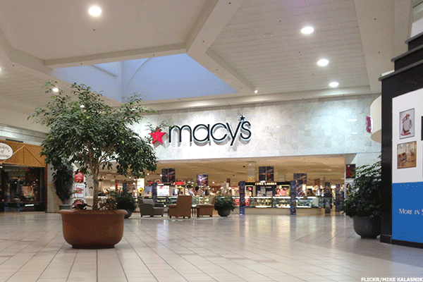 Why Your Macy's May Be Getting Booze and a Starbucks Soon