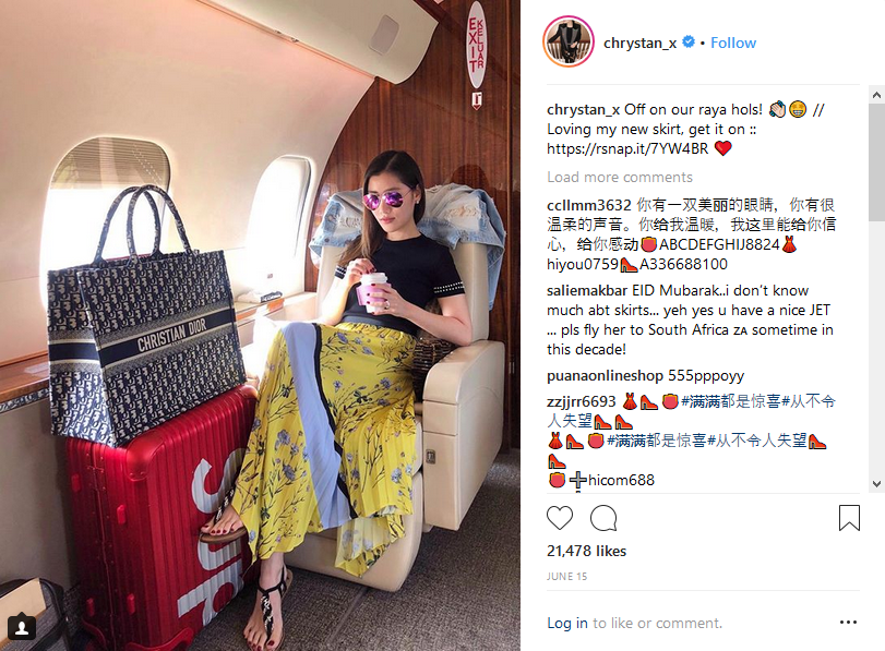 Top 10 Rich Kids of Instagram of 2018 -- Who to Follow