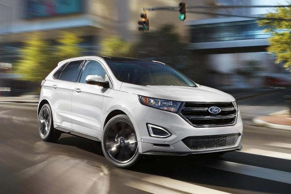 Crossover SUVs: Ford Edge