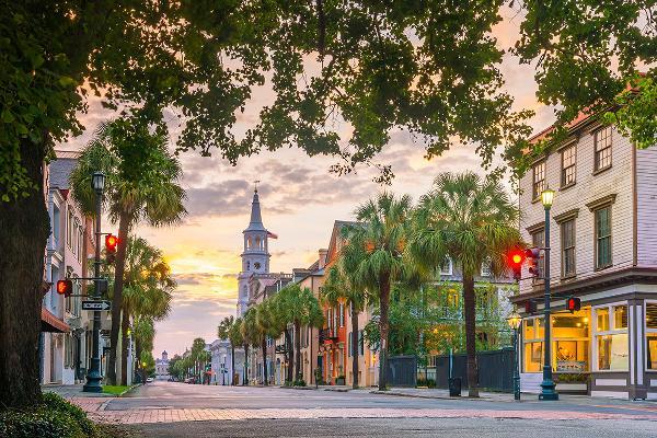 5. Charleston, S.C.