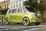Volkswagen to Resurrect Iconic Microbus as an Electric Vehicle