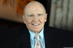 Former General Electric CEO Jack Welch Has 4 Tips to Getting a Promotion