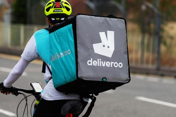 Amazon Leads $575 Million Investment in U.K. Meal Delivery Company Deliveroo