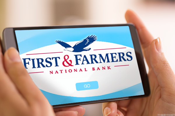 1. First and Farmers National Bank