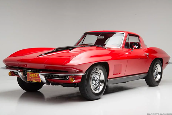 1967 Chevy Corvette L88 Coupe