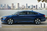 Honda Finally Makes a Cool-Looking Accord Sedan Because Everyone in America Is Buying SUVs