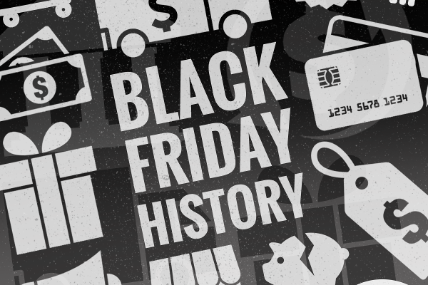 why is it called black friday history and origins of the shopping