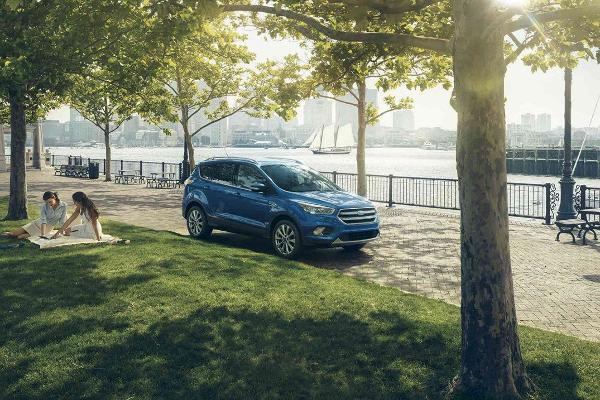 Compact SUVs: Ford Escape