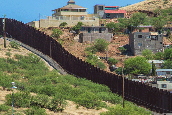 Trump's Massive Border Wall Will Make These Stocks Soar