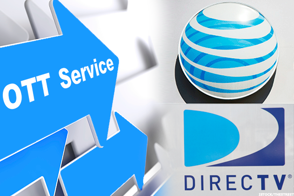 AT&T to Unveil DirecTV Now in Race for Streaming TV Supremacy