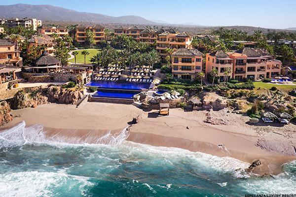 4. Esperanza, An Auberge Resort in Cabo San Lucas, Mexico