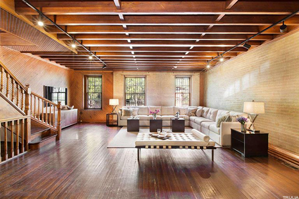 Chris Rock's Brooklyn carriage house