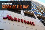 It May Be Best to Stay Aside on Marriott Until Its Earnings Are Digested