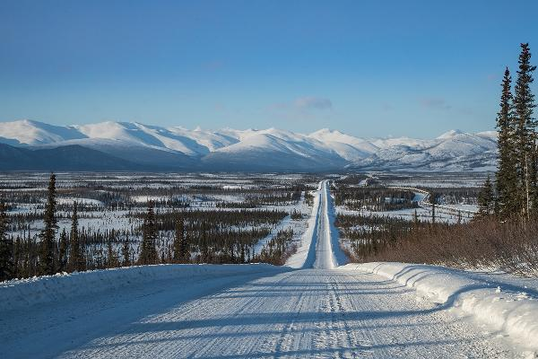 Lonely Roads: Alaska's Dalton Highway