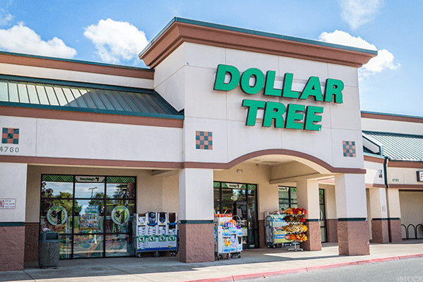 Amazon for Dollar Tree?
