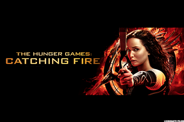 1. The Hunger Games: Catching Fire