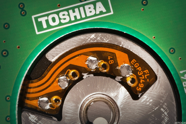Toshiba Is Worst Performer in Tokyo After S&P Downgrade