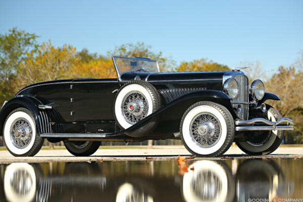 26. 1931 Duesenberg Model J Murphy Coupe