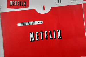 Chart Shows Netflix Shares Are in Rally Mode