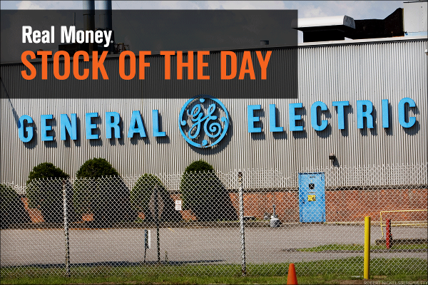 Chart of the Day: GE Stock Surges on $40 Billion Business Buyout Rumors