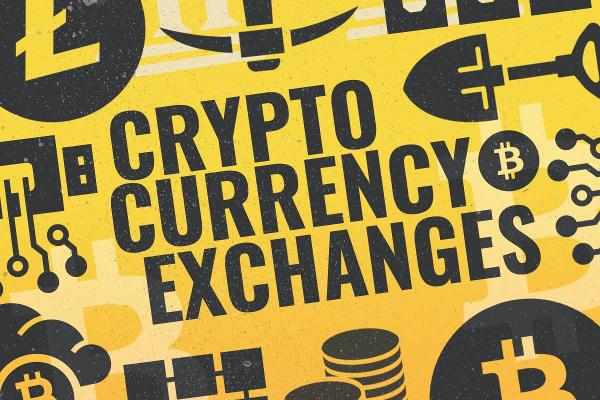 The top 10 cryptocurrency exchanges