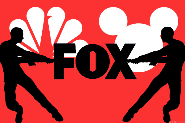 Disney Tops Comcast Bid With Improved $71.3 Billion Approach for Fox